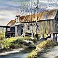 Levy Deas Grist Mill  Sold by Jack Bolin