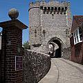 Lewes Castle by Dawn OConnor
