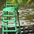 Lifeguard Chair by Denise Keegan Frawley