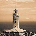 Lighthouse by Gaspar Avila
