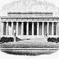 Lincoln Memorial by Granger