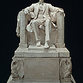 Lincoln Memorial: Statue by Granger