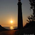 Little Sable Point Lighthouse by Grace Grogan