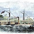 Livingstone: Steam Launch by Granger