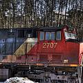 Locomotive by Kim French