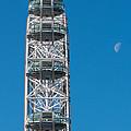 London Eye by Andrew  Michael