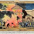 London: Gordon Riots, 1780 by Granger