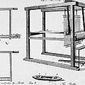 Loom: Fly Shuttle, 1733 by Granger