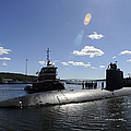 Los Angeles-class Submarine Uss by Stocktrek Images