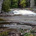 Lower Tahquamenon Falls Area by Steve Javorsky