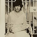 Lucy Burns 1879-1966, In A Jail by Everett
