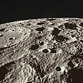 Lunar Surface by Nasa