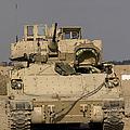 M2m3 Bradley Fighting Vehicle by Terry Moore