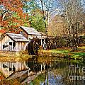 Mabry Mill by Ronald Lutz