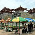 Macau Fisherman's Wharf by Valentino Visentini