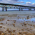 Mackinac Bridge by Twenty Two North Photography