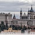 Madrid by Michael Braxenthaler