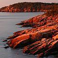 Maine Granite Coast by Juergen Roth