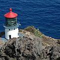 Makapu'u Lighthouse by Kathy Schumann