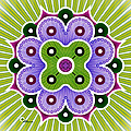 Mandala Of Abundance by Soul Structures