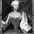Maria Theresa (1717-1780) by Granger