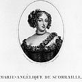 Marie-ang�lique De Rousille by Granger