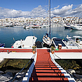 Marina In Puerto Banus by Artur Bogacki