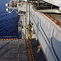 Marines And Sailors Fast-rope by Stocktrek Images