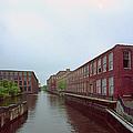Market Mills Lowell by Jan W Faul