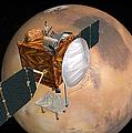 Mars Telecommunications Orbiter by Stocktrek Images