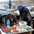 Marseilles Fishermen by Carla Parris