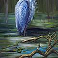 Marsh Master by Marlyn Boyd