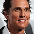 Matthew Mcconaughey At Arrivals by Everett