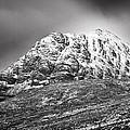 Meall Dearg Mountain At Glencoe Scotland by Gabor Pozsgai