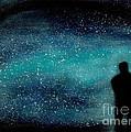 Meditation Under The Stars by NARI - Mother Earth Spirit