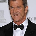 Mel Gibson In Attendance For 25th by Everett
