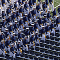 Members Of The U.s. Air Force Academy by Stocktrek Images