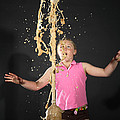 Mentos And Soda Reaction by Ted Kinsman
