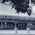 Meyerhoff Symphony Hall by Dennis Dame