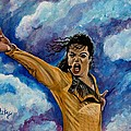 Michael Jackson by Paintings by Gretzky