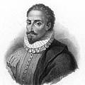 Miguel De Cervantes, Spanish Author by Photo Researchers