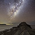 Milky Way Over Cape Schanck, Australia by Alex Cherney, Terrastro.com