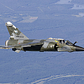 Mirage F1cr Of The French Air Force by Gert Kromhout