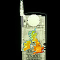 Mobile Phone X-ray by D. Roberts