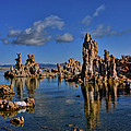 Mono Lake by Beth Sargent