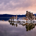 Morning Tufa One by Endre Balogh