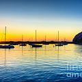 Morro Bay Sunset by Kelly Wade
