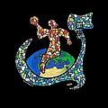 Mosaic Ballin by Steve Weber