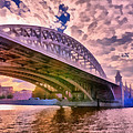 Moscow's Bridges by Michael Goyberg