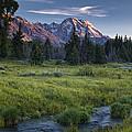 Mountain Stream by Andrew Soundarajan
